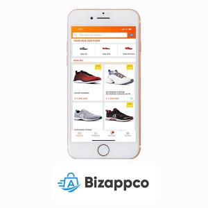 App bán hàng IOS - Android Pro 1